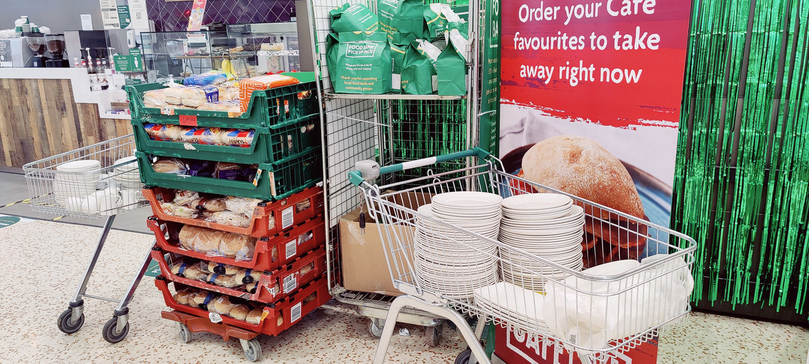 Morrisons a great donation
