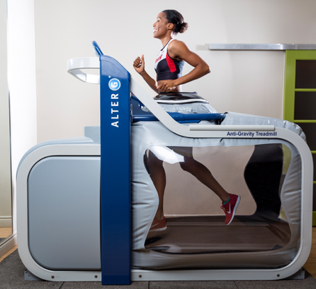 Recent Study Gives Insight to Quicker Recovery After A Running Injury, But Can You Afford The Treadm