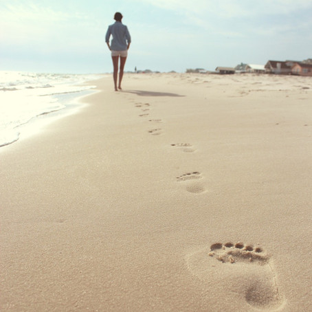 What Your Footprints Can Tell You About Your Feet
