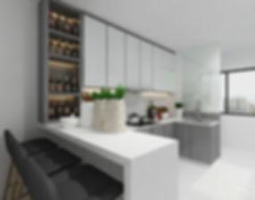 Bedok North Rd - Kitchen