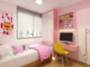 High Park Res - Girl's Room