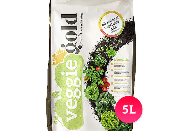 OGL Veggie Gold Soil 5L Bag