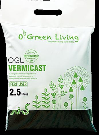 Vermicast - Organic Fertilizer