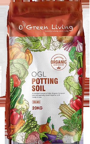 Potting Soil Singapore
