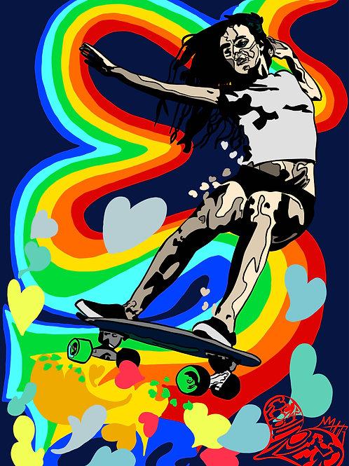 Colour surfer