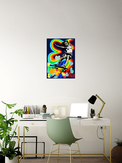 Colour surf miljø II