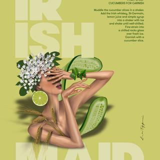Irish Maid Poster