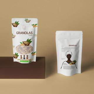 Granolas Cacao