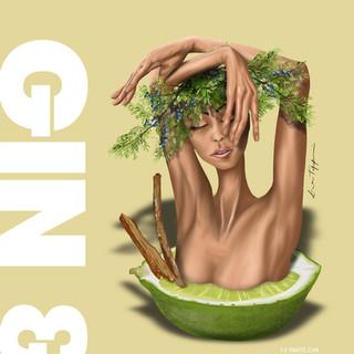 Gin & Tonic Poster