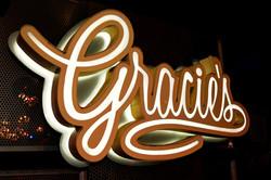 GraciesLogoNight