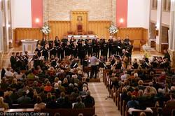 The Canberra Bach Ensemble