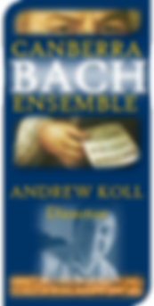Canberra Bach Ensemble logo
