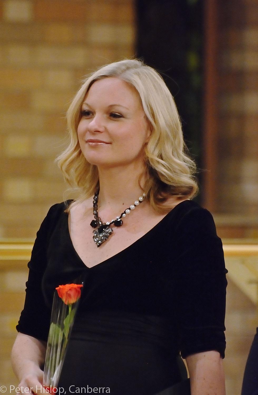 Emma Griffiths, Soprano soloist
