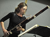 Kristen Sutcliffe, Bassoon