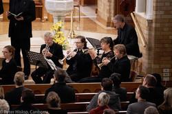 Canberra Bach Ensemble, brass