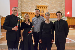 Canberra Bach Ensemble Soloists
