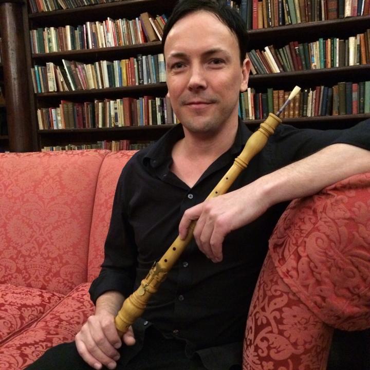 Aaron Reichelt, Baroque Oboe