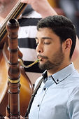 Matthew Ventura, baroque bassoon