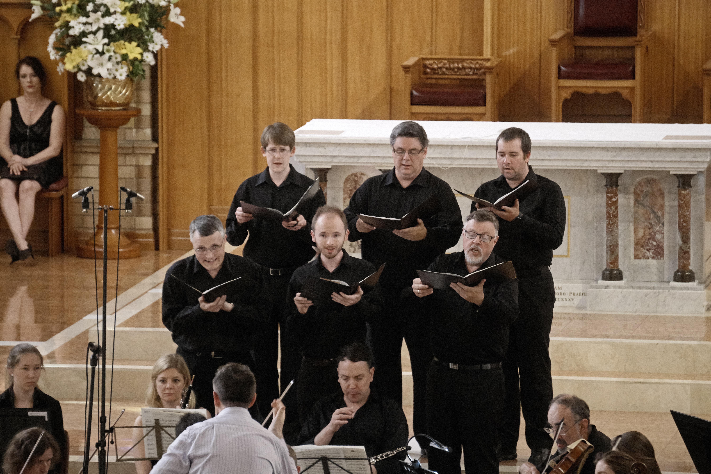 20161120a 158 CBE - Bach Advent Cantatas