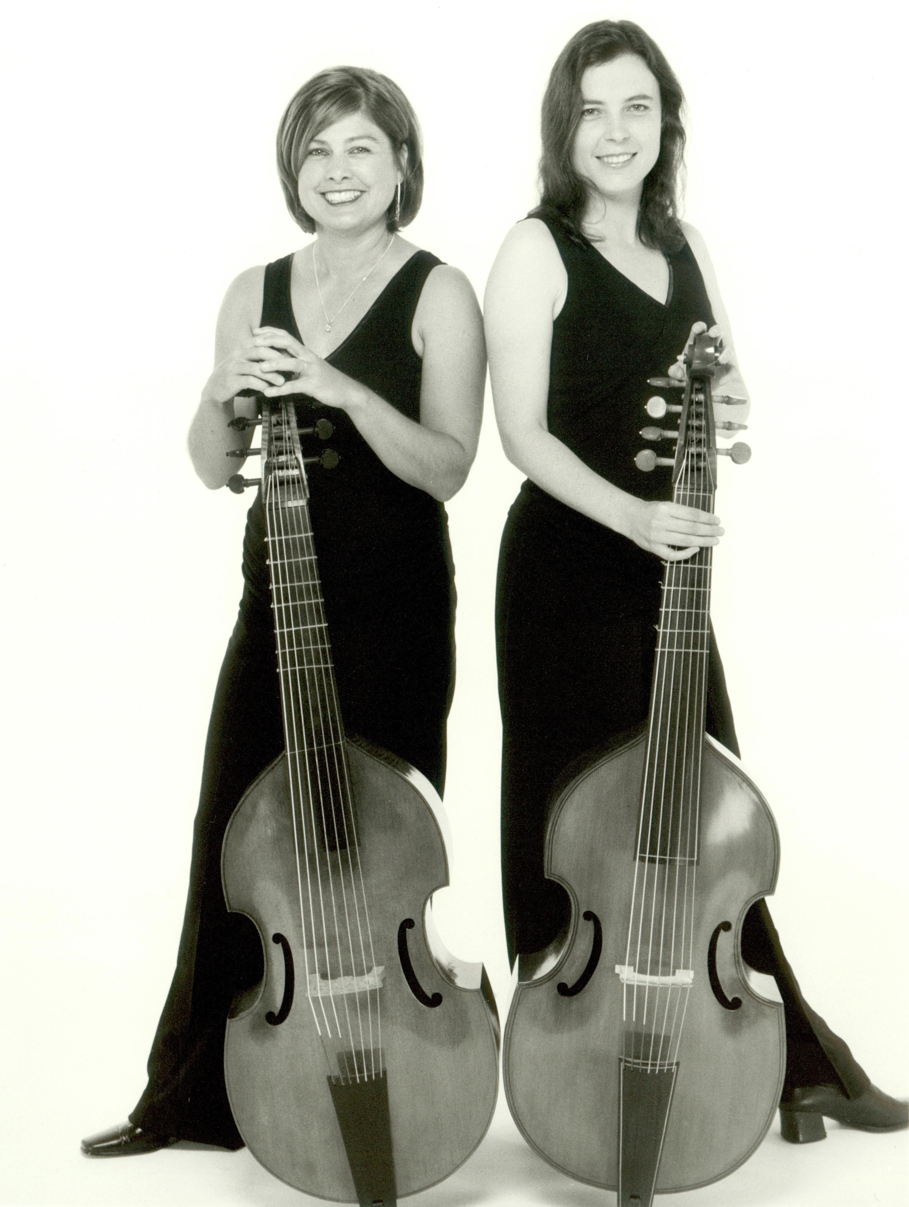 Jennifer Eriksson and Cathy Upex