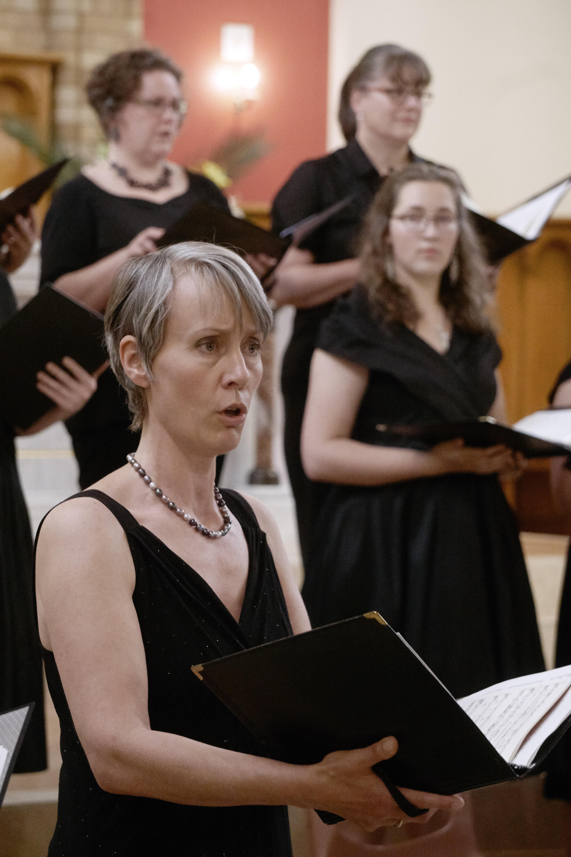 CBE Alto Soloist, Maartje Sevenster