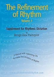 Refinement of Rhythm Dictation Vol 1