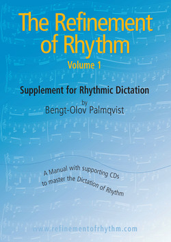 Refinement of Rhythm Vol 1 Dictation