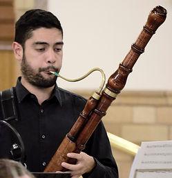 Matthew Ventura, Baroque bassoon