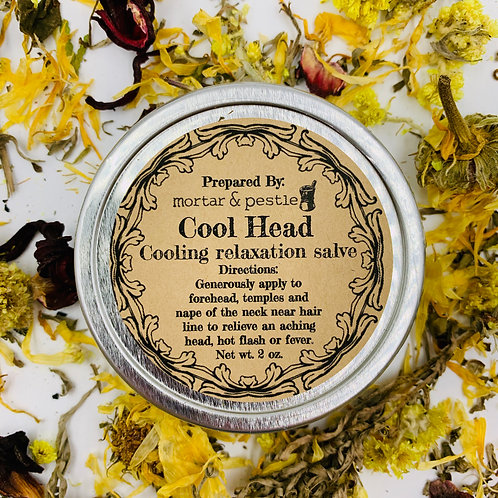 Cool Head Salve