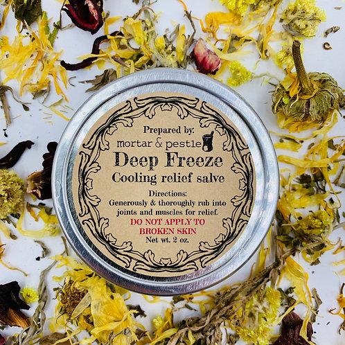 Deep Freeze Salve