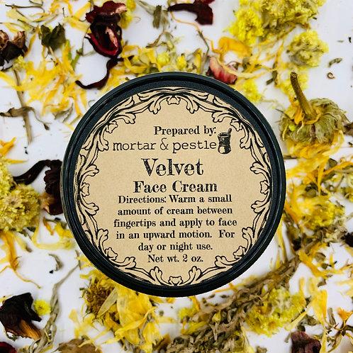 Velvet Face Cream