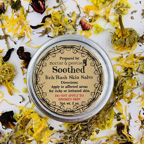 Soothed Skin Salve