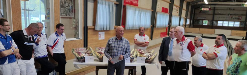 Di Marino: saluti ZBV