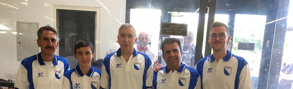 Squadra ZBV Coppa CH ticino