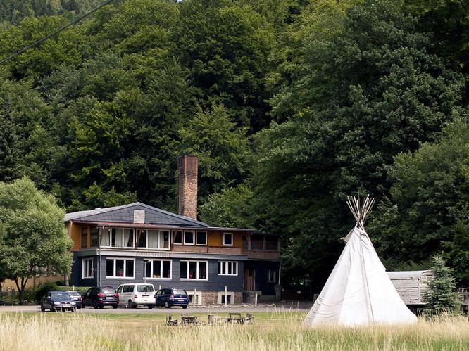 Idyllisch gelegenes Ferienhaus Haseltal