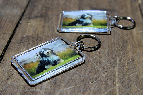 Photo Gift (Keyrings Set of 2)