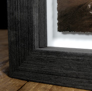 Fine Art Float Frame - Charcoal