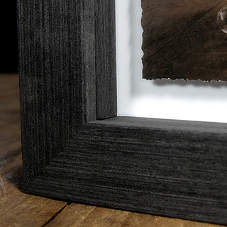 Fine Art Float Frame - Charcoal