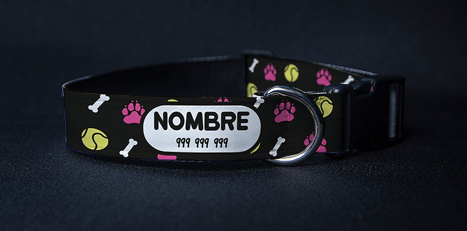 Collar Hobbies H002