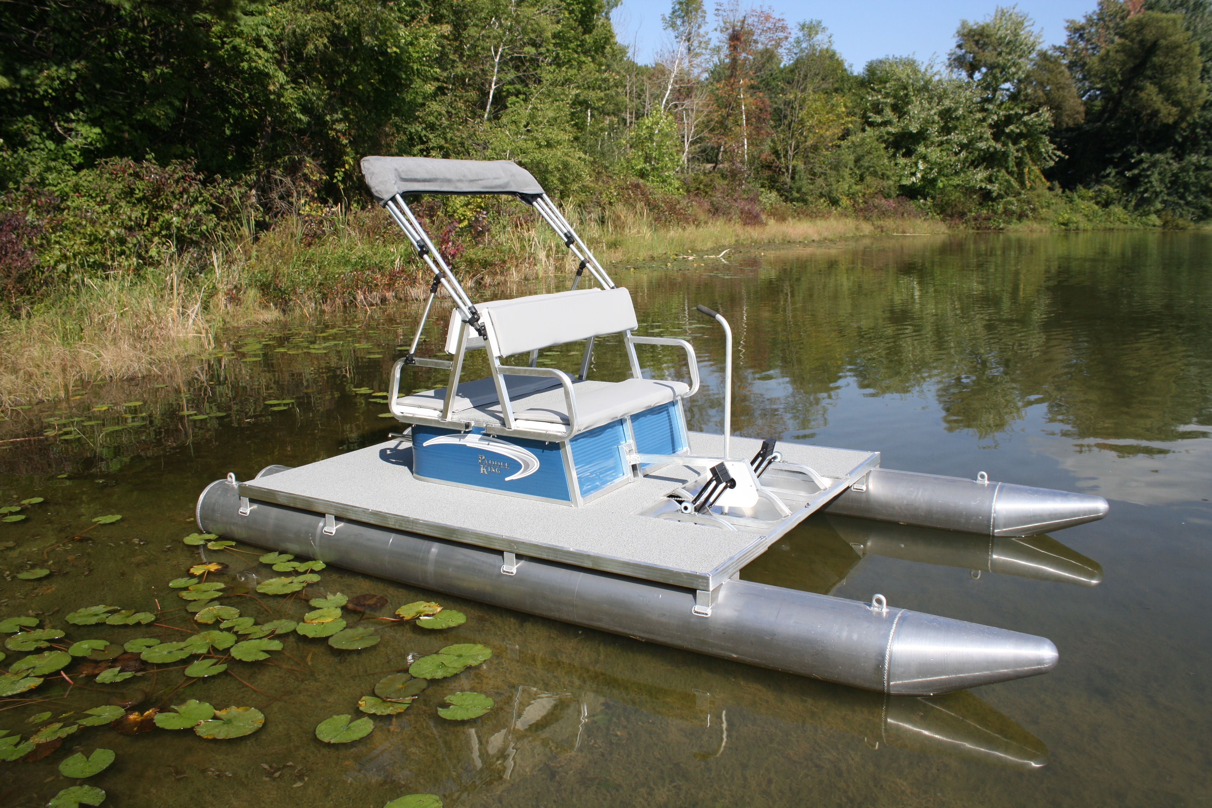Paddle King | America's Leader in Aluminum Paddle Boats | Home