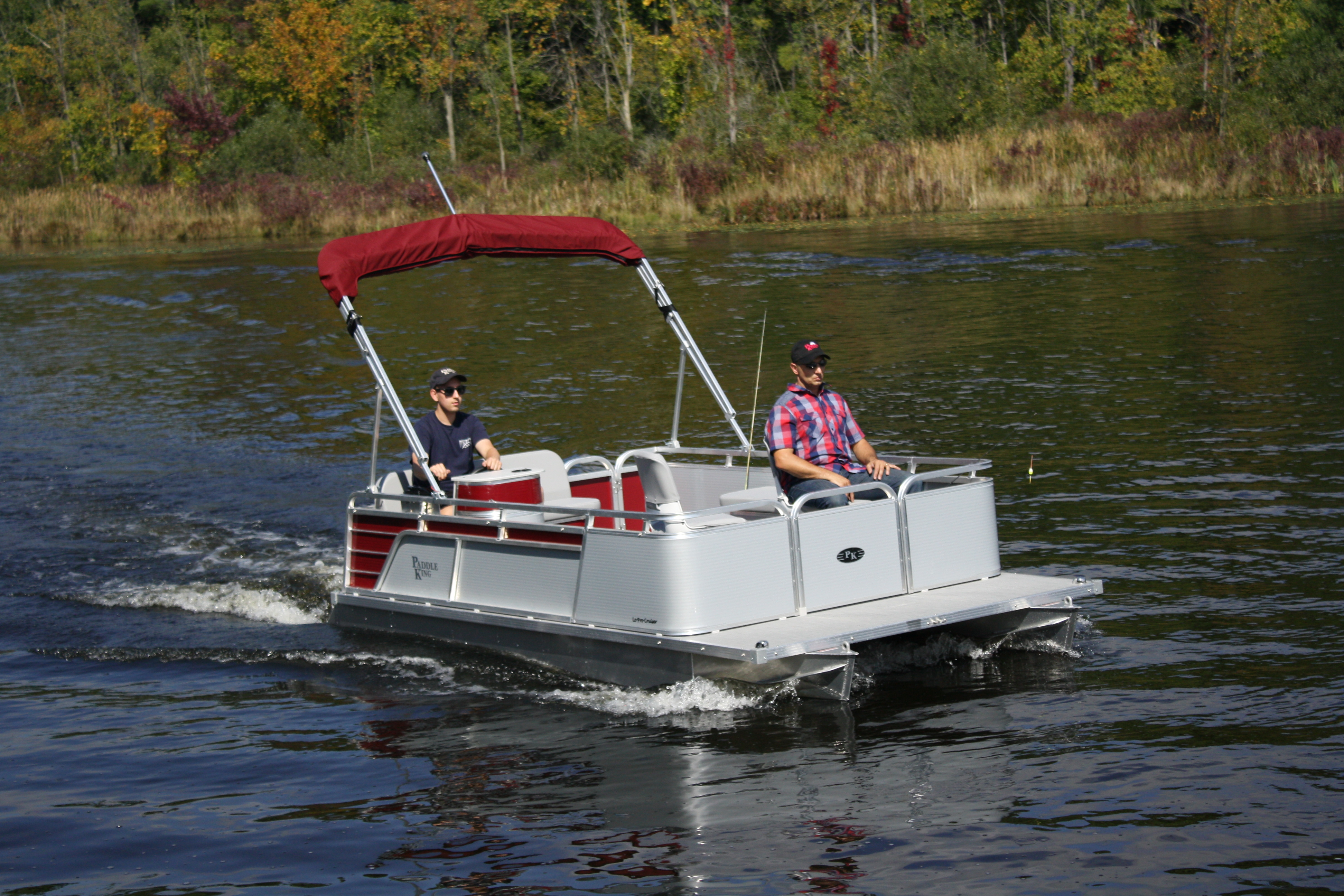 Paddle King Americas Leader In Aluminum Paddle Boats Home