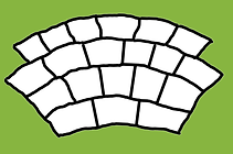 moldes hormigon impreso