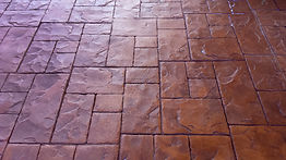 Pavimetos de hormigón impreso Terrassa