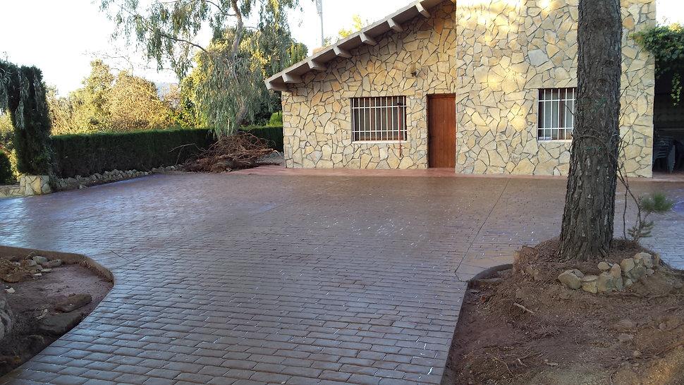 pavimentos hormigón terrassa
