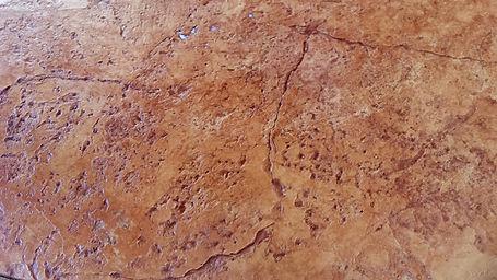 Suelo cemento hormigon Terrassa
