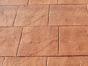 pavimento imitación piedra Barcelona