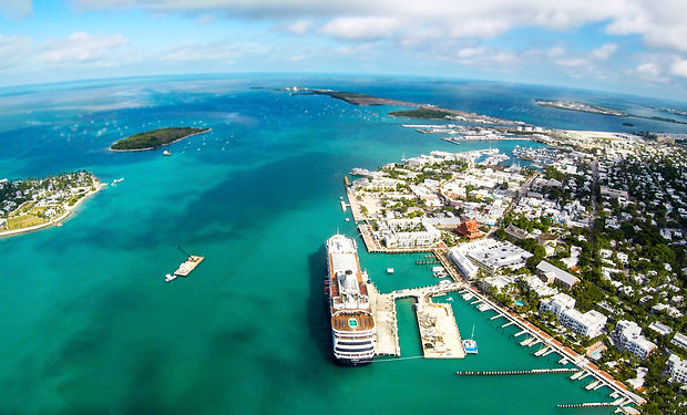 Aerial view of Key West in Florida.jpg