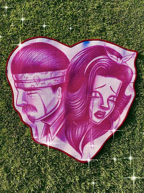 Lovers in Tears Rug