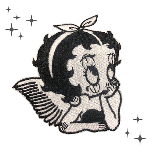 Betty Boop Angelita Patch