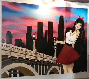Los Angeles Girl